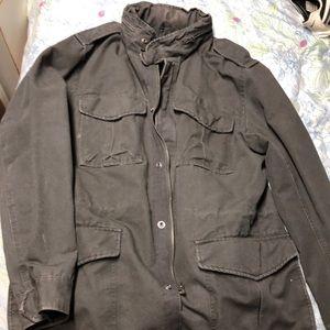 Men's gap jacket